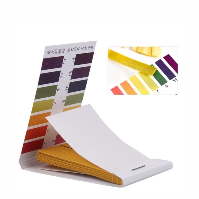 80 Strips pH Alkaline Acid Water Litmus Paper Testing
