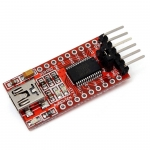 FT232RL  FTDI USB to TTL Serial Adapter Module Mini Port TE203