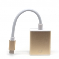 USB 3.1 Type C to VGA Converter Adapter UHD 4K