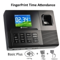 Fingerprint Time Attendance Punch Card Machine  A-C030 (1736)