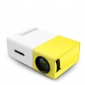 YG300 Portable Mini Projector LED