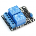 Arduino Opto isolator 2 Channel Way 5V Relay Module