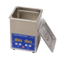 Ultrasonic Cleaner PS-08A Cleaning Stainless Steel 1.3L