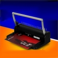 2in1 Quality Office School Home Comb Binder Binding Machine +Free Gift