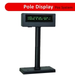 Pole Display 2x20 VFD USB Type for Pos System