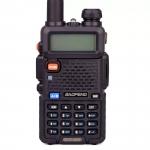 Baofeng UV-5R 5-10KM Walkie Talkie Dual Band Portable 2 Way Radio UV5R