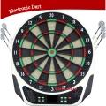Electronic Dart Single LED 18 inch + Free Darts
