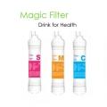 "Magic Water Filter Replacement Cartridge 8"" Inch - U type"