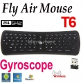 T6 air mouse Android tv box mini wireless keyboard remote control