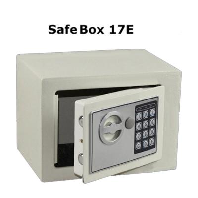 Small High Quality Digital Safety Safe Box 17E Home / Hotel Use