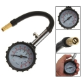 Analog Tire Tyre Pressure Gauge for Car Motorcycle Air Test Monitor