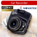 Novatek 96220 Full HD 1080P Car Dvr Camera Parking Night G-Sensor