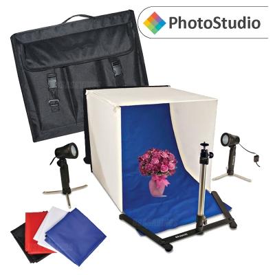 Mini Portable Photo Studio Square Cube Tent Softbox ( 60cm x 60cm )