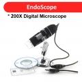 50x to 500x USB Microscope Endoscope 2MP Sensor with Adjustable Stand