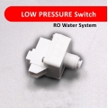 """Low pressure switch for pump ro water fitlers 1/4"""" DC 24v"""