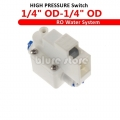 """High pressure switch for pump ro water fitlers 1/4"""" DC 24v"""