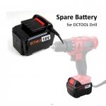 DCTOOL Extra Battery