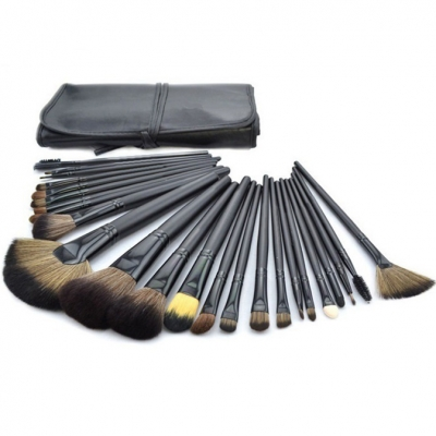 Professional 24pcs Makeup Brush Make Up Cosmetics Tool Set