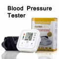 Blood Pressure Pulse Monitor Health Measure