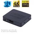 HDMI Splitter Full HD  4K 3D 1 in 2 out 1080p Video 1X2 (2041)