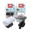 RAYPAL 2255 LED Bicycle USB Rechargeable Bike Front Light 300 Lumens