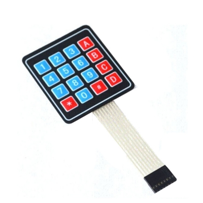 4X4 Matrix Membrane Keypad for Robotic Arduino Rasberry
