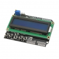 LCD Keypad Shield Robotic Arduino Rasberry
