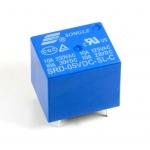 Mini 5V DC Power Relay SRD-5VDC-SL-C 5 Pin PCB Type