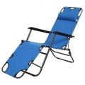 Portable Foldable Sleep Rest Nap Lazy Chair Office 3Way 178cm