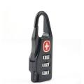 Swiss Gear 3 Digit Password Code Combination Luggage Lock Swissgear