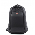 2016 Swiss Gear 15˝ Padded Laptop Backpack School Travel (Black)