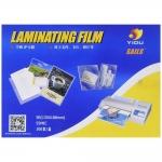 Office Laminator Laminating Laminate Pouches Film A4 55 Mic