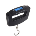 Portable Stainless Steel Digital Luggage Scale 50KG hook (2211)
