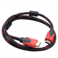 1.5M Gold Plated HDMI Male to Male Cable for Full HD TV 1080