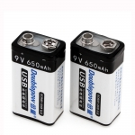 SmartTAG TouchnGo RECHARGEABLE 9V USB Battery 650mAh