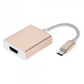 USB 3.1 Type C to HDMI Converter Adapter UHD 4K